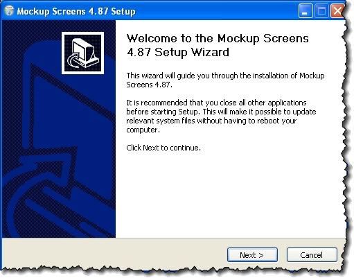 MockupScreens Installer