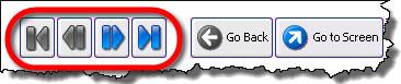 Slideshow navigation