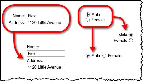 labels-layout