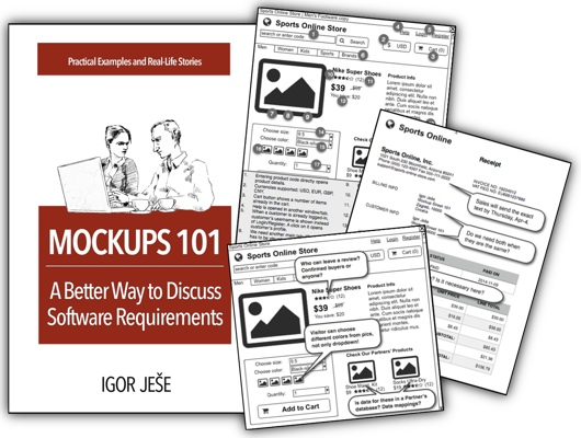 Mockups 101: A Beter Way to Discuss Software Requirements